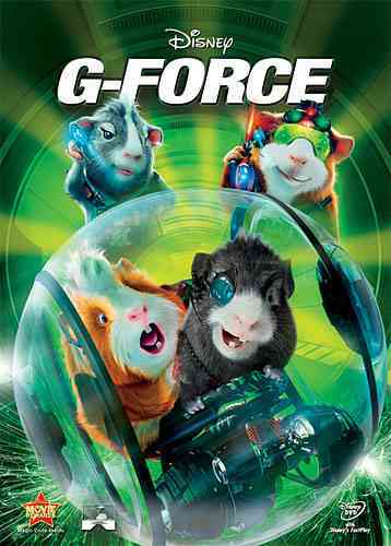 G FORCE BY NIGHY,BILL (DVD)