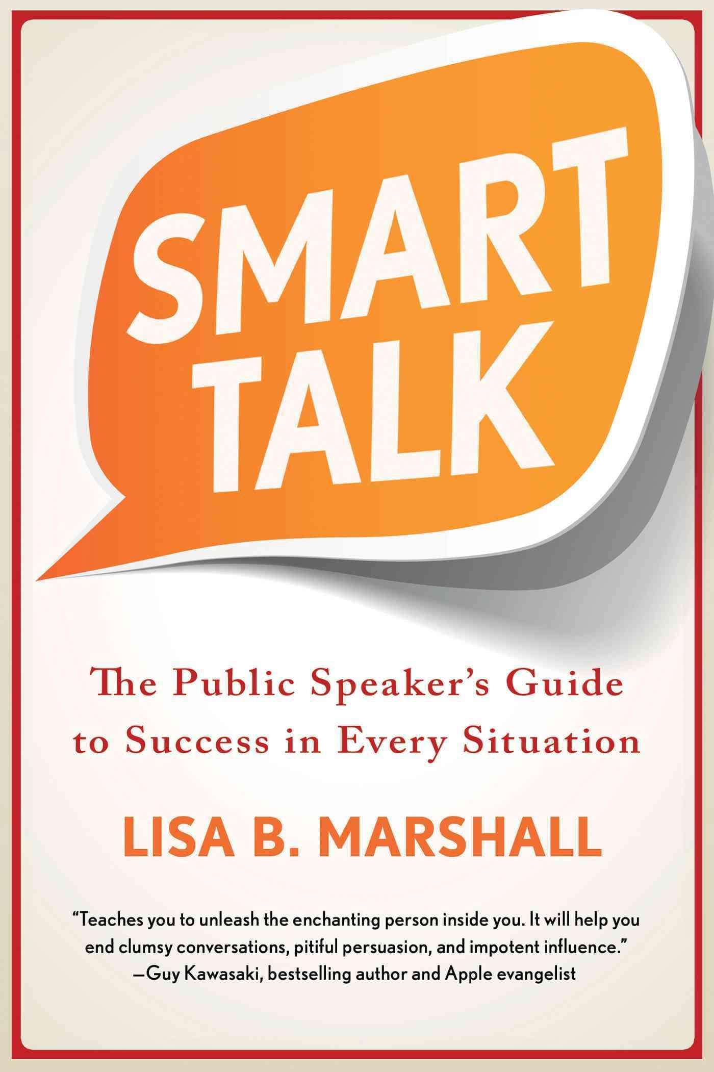Smart Talk By Marshall, Lisa B.